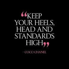 Image result for coco chanel i don't care what you think of me