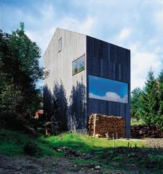 Bearth & Deplazes architekten, Wohnhaus Willimann-Lötscher, Sevgein, 1998–1999