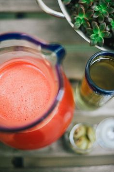 Beat the heat this summer with Homemade Watermelon Agua Fresca, reverses dehydration and tastes amazing in cocktails