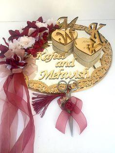 Engagement Ring Platter, Engagement Ring Holders, Ring Holder Wedding, Wedding Ring, Wedding Sets, Wedding Favors, Wedding Ceremony, Wedding Crafts, Personalized Rings