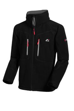 Target Dry Titanium Waterpoof Fleece - Jet Black Stay dry in bad weather without the need for another layer The Titanium fleece for men has an