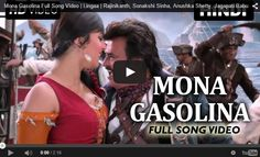 mona gasolina,mona gasolina song,mona gasolina teaser,mona gasolina song teaser,mona gasolina full song,mona gasolina song lingaa,mona gasolina rajinikanth,lingaa,lingaa songs,lingaa movie songs,lingaa 2014,lingaa 2014 songs,lingaa rajinikanth,rajinikanth lingaa songs,lingaa tamil songs,linga,linga songs,rajinikanth,rajnikant,A. R. Rahman,sonakshi sinha,anushka shetty,Neeti Mohan,Tanvi Shah,Jagapati Babu,superstar rajinikanth,eros international