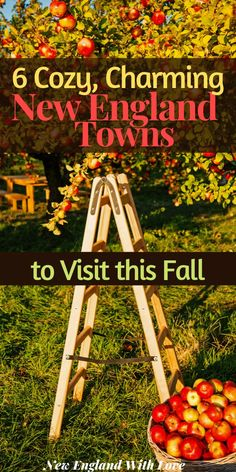 Where in New England can you find the magic of autumn? These 6 towns are the perfect spots for a New England fall vacation. babies flight hotel restaurant destinations ideas tips New England Fall, New England Travel, New England Style, Fall Vacations, Koh Tao, Great Restaurants, Travel Usa, Travel Tourism, Beach Travel