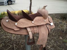 Double Rider Western Saddle (Adult and Child) ---No more Solo riding ---- What a great idea!!!