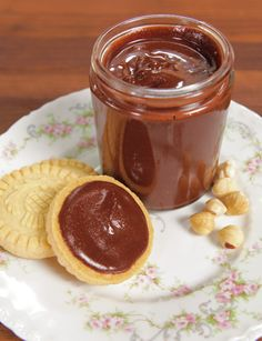 Homemade Nutella is supereasy to make, and the results are . . . dare we say even better than the original? Smooth, silky, and rich, this hazelnut-chocolate spread is pretty much life-changing. You'll want to spoon and slather it onto everything!
