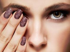 New Nail Trends: New Trends In Nail Colours For 2013 ~ Nail Designs Inspiration Nail Tip Designs, Short Nail Designs, Simple Nail Designs, Art Designs, Cute Short Nails, Cute Nails, Pretty Nails, Louis Vuitton Nails, Fall Nail Trends