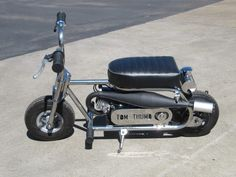 Tom Thumb Minibike | RIDE OHIO MC, AN INTERNATIONAL MOTORCYCLE RIDERS GROUP FOR ALL TYPES OF MOTORCYCLES
