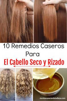 10 Home Remedies for Dry and Frizzy Hair - Hair Products Damaged Hair Remedies, Dry Hair Remedies, Home Remedies For Hair, Health Remedies, Natural Remedies, Dry Frizzy Hair, Dry Damaged Hair, Hairstyles For Frizzy Hair, Curly Hair