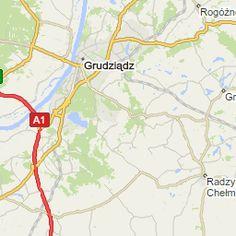 Mapa Polski Targeo - jedyna mapa Polski z adresami punktowymi i wyznaczaniem trasy w korku