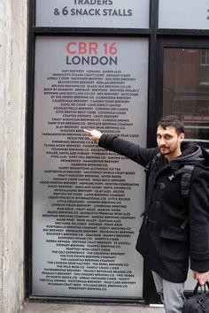 Elav at London for Craft Beer Rising