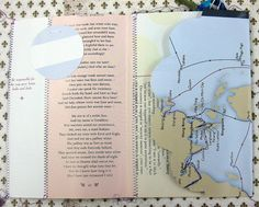 ROD pages from DIxie R by B-Kay, via Flickr