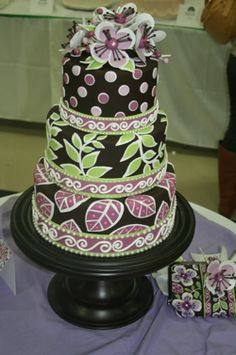 images of mary jo dowling cakes | Photos from the 2012 National Capital Area Cake Show
