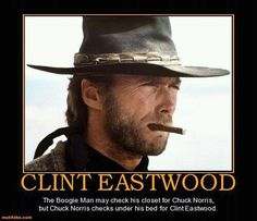 Clint is the best.