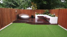 One of our services here in Durban Decks is the Astro Turf Installation. We work with the best and skilled workers in installing the astro turf. We are one of the trusted company that gives the best services in terms of astro turf installation. Artificial Grass Ideas Small Gardens, Artificial Turf, Turf Installation, Artificial Grass Installation, Small Garden Design, Yard Design, Small Backyard Patio, Backyard Landscaping, Astro Turf Garden