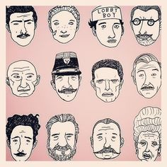 Find images and videos about wes anderson and the grand budapest hotel on We Heart It - the app to get lost in what you love. Gran Hotel Budapest, Lily Cat, Face P, Wes Anderson Movies, Film Books, Expo, Graphic Illustration, How To Draw Hands, Sketches