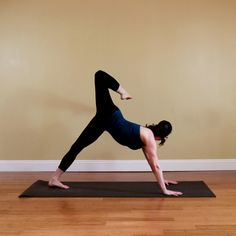Yoga Sequence For Runners to Increase Strength, Flexibility- hip flexors, spine, hamstrings
