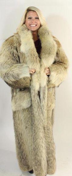 Coyote Fur Coat >> 84 Best Fur Coyote Fur Coat Images In 2018 Coyote Fur Coat Fur