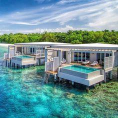 Amilla Fushi Resort @ Maldives #pool