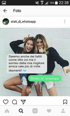 Best Friends Forever, My Best Friend, Foto Instagram, Tumblr Quotes, Together Forever, Just Girl Things, Sentences, Best Quotes, My Books