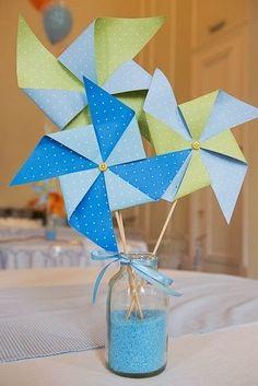52 Ideias para Decoração Festa Cata-vento