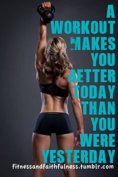True.   A little bit of fat gone every workout.  A bit more muscle.  It adds up!  Keep the habit. Exercise workout training fitness gym motivation