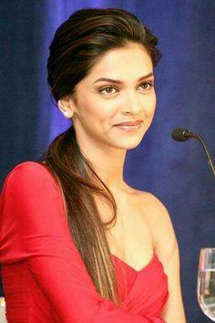Deepika Padukone Red