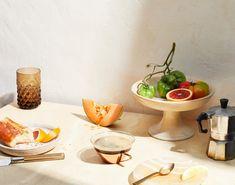 Tara Donne - New York City - Food + Lifestyle Photographer + Director Italian Breakfast, Breakfast Nook, Mint Iced Tea, Lox And Bagels, Pork Skewers, Mezcal Cocktails, Banana Dessert, Family Picnic