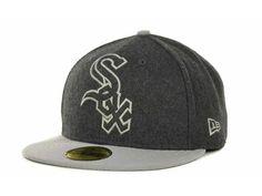 981f5df3d6f Chicago White Sox New Era MLB Raise Up 59FIFTY Cap Hats