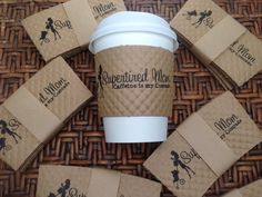 Coffee Sleeves - The Nuances Of An Excellent Cup Of Joe Coffee Facts, Coffee Quotes, Coffee Cafe, Coffee Shop, Grinding Coffee Beans, Drinking Black Coffee, How To Make Ice Coffee, Coffee Sleeve, Cup Sleeve