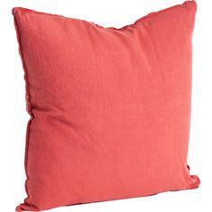 Levasseur Linen Throw Pillow