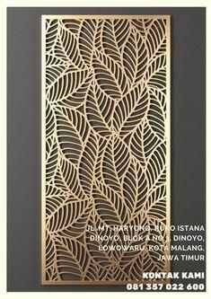 Laser Cut Screens, Laser Cut Panels, Decorative Metal Screen, Decorative Panels, Jaali Design, Metal Garden Gates, Cnc Cutting Design, Living Room Decor Inspiration, Partition Design