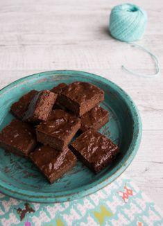 Three ingredient brownie