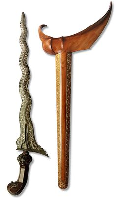 Swords And Daggers, Knives And Swords, Neck Bones, Indonesian Art, Javanese, Historical Photos, Arsenal, Blade, Weapons