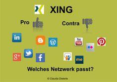 Bild zum Blogeintrag Wie nutzen Sie XING? auf http://www.tipptrick.com/2014/08/20/claudias-praktischer-ratgeber-blogparade-wie-nutzen-sie-xing/