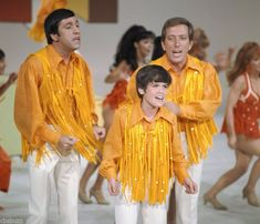 Ray Stevens, Donny Osmond, & Andy Williams