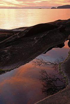 Saturna Island B.C. by Mark Kaarremaa