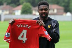 ~ Kolo Toure has officially joined Liverpool FC ~