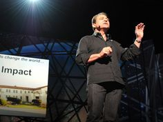"Onstage at TED2012, Peter Diamandis makes a case for optimism -- that we'll invent, innovate and create ways to solve the challenges that loom over us. ""I'm not saying we don't have our set of problems; we surely do. But ultimately, we knock them down."""