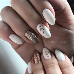 Shared by Karen Navarro. Find images and videos about nails, nails design and nails white on We Heart It - the app to get lost i… Manicure Nail Designs, Manicure E Pedicure, Acrylic Nail Designs, Nails Design, Almond Acrylic Nails, Best Acrylic Nails, Chic Nails, Stylish Nails, Pink Nails