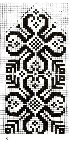 Explore HegeJL's photos on Flickr. HegeJL has uploaded 130 photos to Flickr. Cross Stitch Bookmarks, Cross Stitch Borders, Cross Stitch Charts, Cross Stitch Embroidery, Cross Stitch Patterns, Knitting Charts, Knitting Stitches, Knitting Patterns, Mittens Pattern