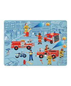 Love this Heroes to the Rescue Felt Tale Set on #zulily! #zulilyfinds