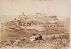 Ακρόπολη μέσα 19ου αιώνα