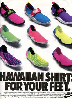 Nike Advert - Auqa Sox