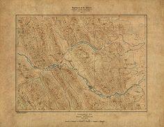 13 best Colorado - Vintage Map images on Pinterest | Restoration ...