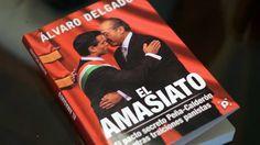 El amasiato, nuevo libro de Álvaro Delgado