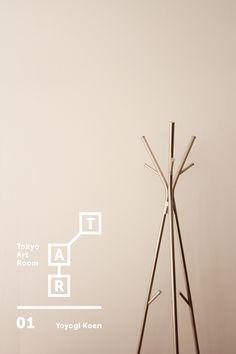 Tokyo Art Room | Identity on Branding Served