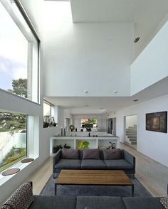 Casa de concreto (Foto: Rickard Riesenfeld/Divulgação)