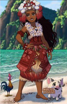Chief Moana New Disney Movies, Disney Princess Cartoons, New Disney Princesses, Disney Princess Dresses, Disney And Dreamworks, Disney Pixar, Walt Disney, Moana Disney, Princesa Disney