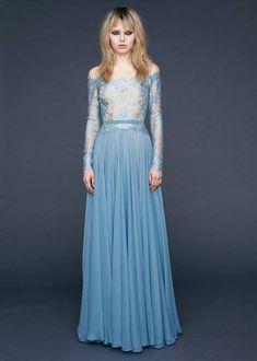 5f501a6df3e Tendance robes de soirée   Robes de soirée longues   les plus beaux modèles  pour être une invitée stylée!