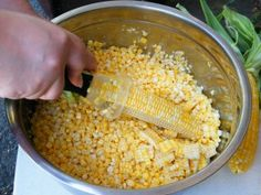 Canning Corn in 3 Easy Steps